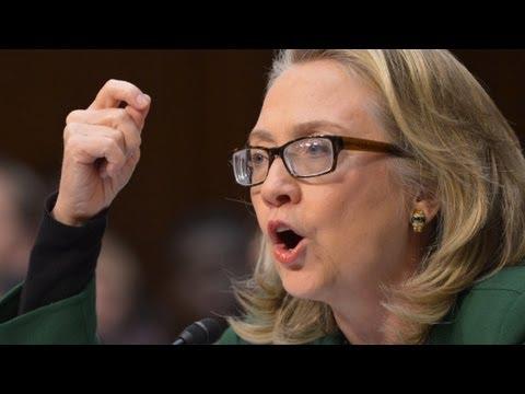 Clinton's heated exchange over Benghazi