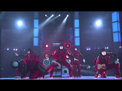 Jabbawockeez ABDC Season 6 Finale HD - The Bangerz - Devastating Stereo