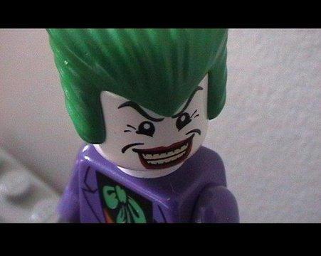 The Dark Knight Trailer. IN LEGO!!!