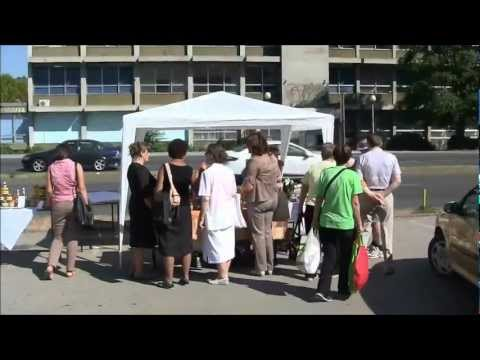 Sajam zdrave hrane, ljekovitog bilja i meda 2012 Tuzla