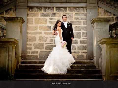 Wedding Photographer Perth, WA  Anna + Anthony Cottesloe Civic & The Red Herring.wmv
