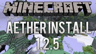 minecraft aether mod 1.2 5 download