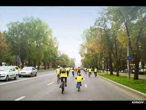 VIDEOCLIP I'Velo Bike Day - primul pentathlon dedicat exclusiv biciclistilor
