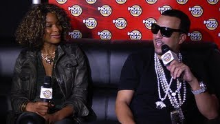 French Montana Addresses Uncle Luke Drama & Talks Relationship W. Trina