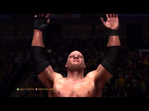 WWE 12 Inside the Ring - Universe Mode 2.0
