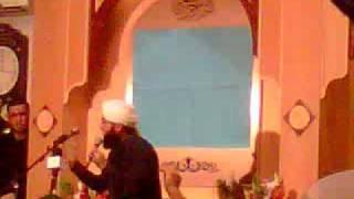 M. Sajid Qadri at Manchester Mehfil-e-Naat 2012