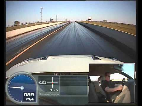 Hennessey GTR700:  10.87 @ 132 mph No Launch Control