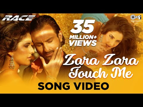 Zara Zara Touch Me Song Video - Movie