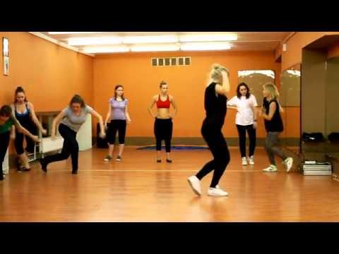 Видео урока у Евгении Секериной. Джаз-фанк.