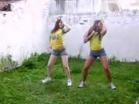 Dança do Créu (NOSSO Passinho ORIGINAL :p)