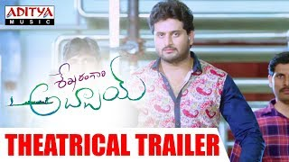 Shekaram Gari Abbayi Official Theatrical Trailer