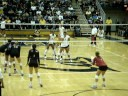 Cal vs Stanford Volleyball Game