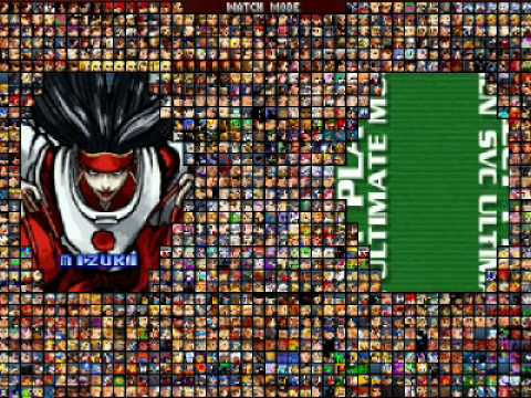 snk vs capcom ultimate mugen 2011 hi-res download