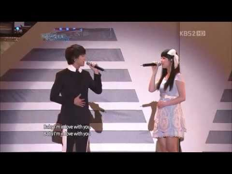 Dream concert 2011 - Suzy + Sam dong (Soo hyeon) - Maybe