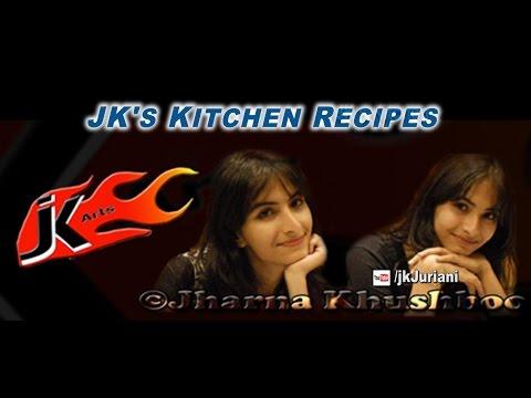 JK's Kitchen Recipes Channel Trailer | 044