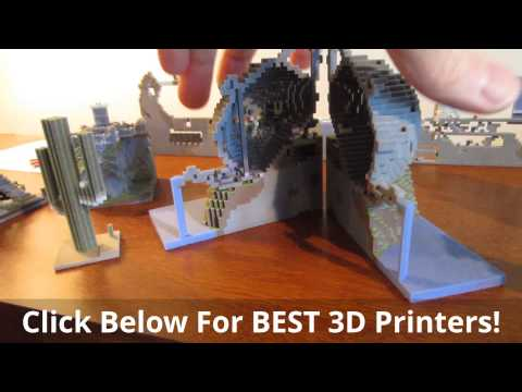 What Can You Make with 3D Printer?