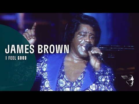 James Brown - I Feel Good (From Legends of Rock -n- Roll DVD)