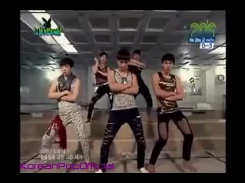 2PM & 2AM [Dirty Eyed Girls] - Abracadabra [Brown Eyed Girl] (Parody)