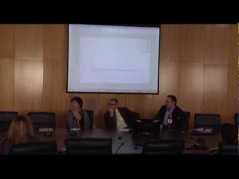 30-12-2011 Presentació del projecte europeu de Hydrobionets