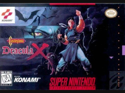 Castlevania Dracula X OST: Stage 1 Bloodlines