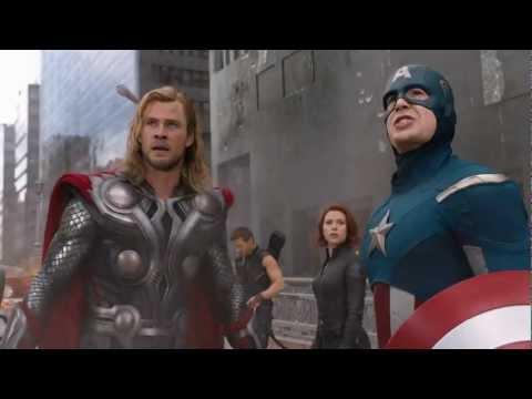 Marvel's The Avengers Blu-ray Trailer -T0-uoVFBtv0