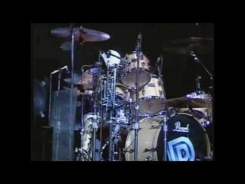 Ian Paice - Rare 80-s Drum Solo