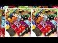 Фрагмент с средины видео - Тачки Молния Маккуин Найди Отличия Развивающие Игры Мультики про Машинки Видео для Детей