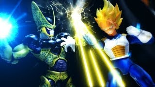 Dragon Ball Z en Stop motion