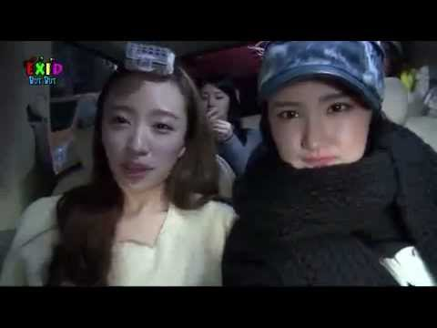 [EXID TV] EXID on streets of Seoul and to Karaoke