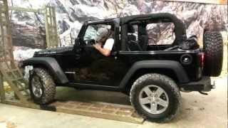 jeep wrangler rubicon 2012 colombia salon del automovil bogota 2012 FULL HD