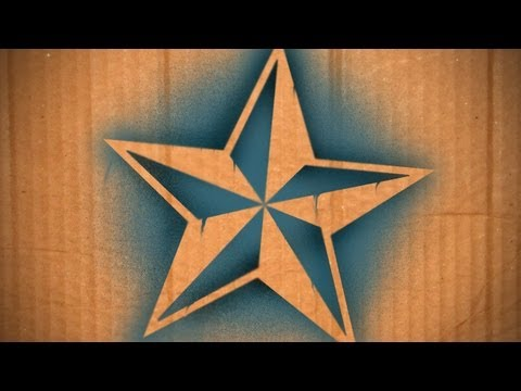 Photoshop Cs5 Tutorial: Stencil Design In Photoshop