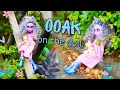 Repaint doll Monster high cute OOAK Twyla Haunted custom