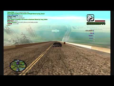 GTA San Andreas: Awsome Stuntages SA-MP Server Montage (HD 720p)