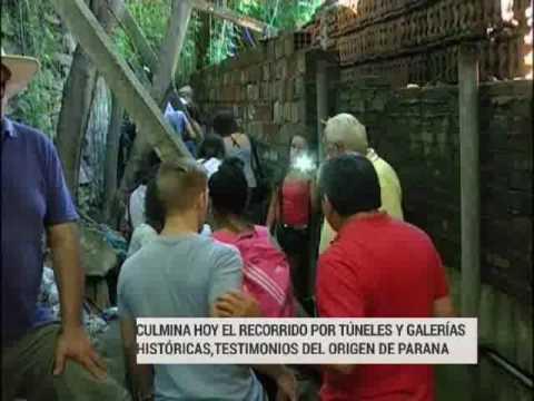 El misterio de los túneles de Paraná