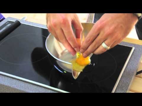 Experiments in Induction Cooking