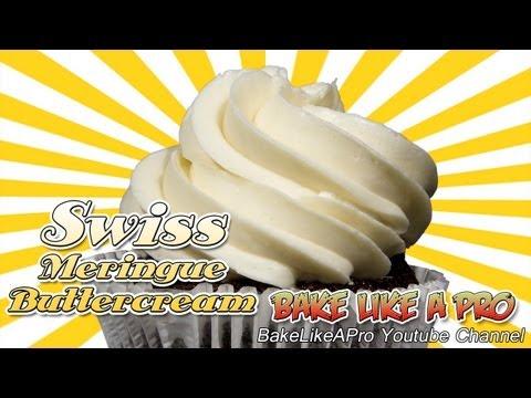 The Easiest Swiss Meringue Buttercream Recipe !