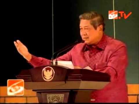 Susilo Bambang Yudhoyono - Pidato Hari Pancasila 2011