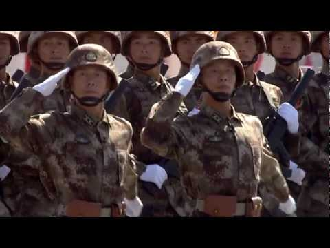 60° Aniversario Republica Popular China - Desfile Militar