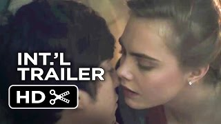 Paper Towns Official International Trailer #1 (2015) - Cara Delevingne, Nat Wolff Movie HD