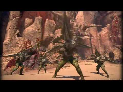 Tera Online - Teaser Promotional Video 720p HD (Updated 01/23) - MMORPG