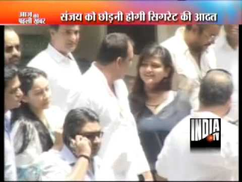 Court to decide on any amenities provision to Bollywood actor Sanjay Dutt in jail !