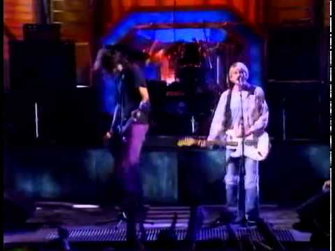 Nirvana 1992 MTV VMA  Part 1 -T63EmOwUWy4
