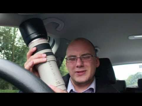 Canon dslr 100-400mm L USM lens review