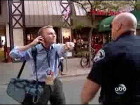 DNC Drama: ABC Reporter Arrested In Denver!