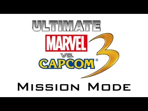 Ultimate Marvel vs Capcom 3 Missions - Trish