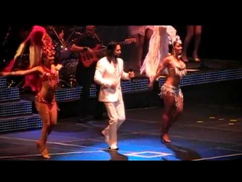 Marco Antonio Solis - Mas que tu Amigo ( Movistar Arena, Chile - 21.11.2009 ) DVD
