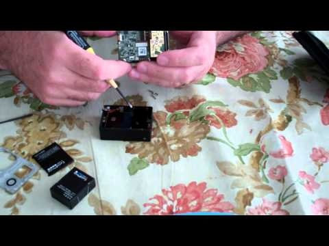 HowTo: Hack a GoPro Hero 3+ Black Edition for wired remote control