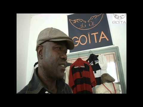GAOUSSOU GOITA AD Mali cotton designer Reuters