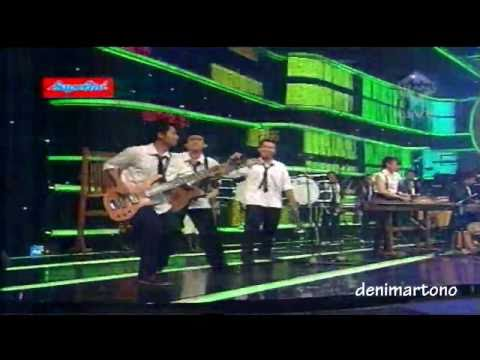 Nawawi Ansamble &quot;I Feel Good&quot; IMB 2 SEMIFINAL8 - 29 Jan 2011 Trans Tv