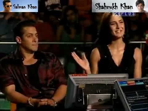 Shahrukh Khan & Salman Khan Funny Moments in KBC 3